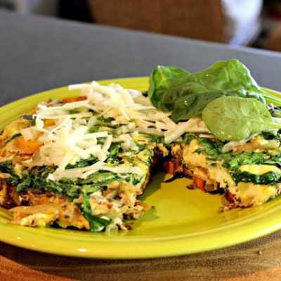 Meatless Monday: Farmer's Market Frittata