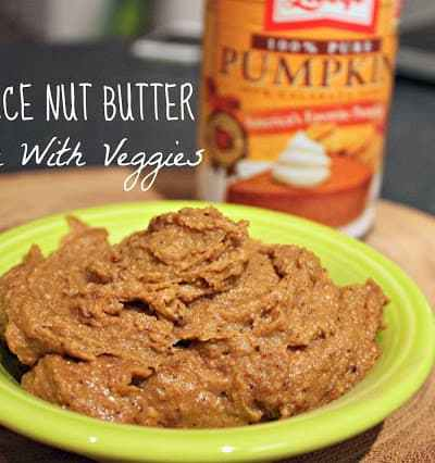 Fall Spice Nut Butter