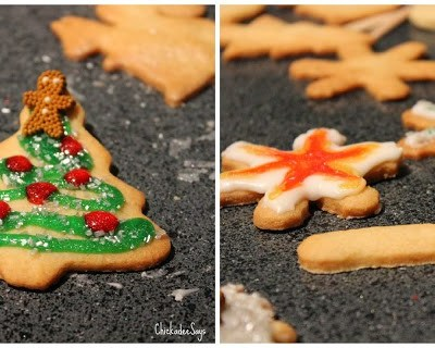 What I Ate Wednesday: Holiday Cookie Party