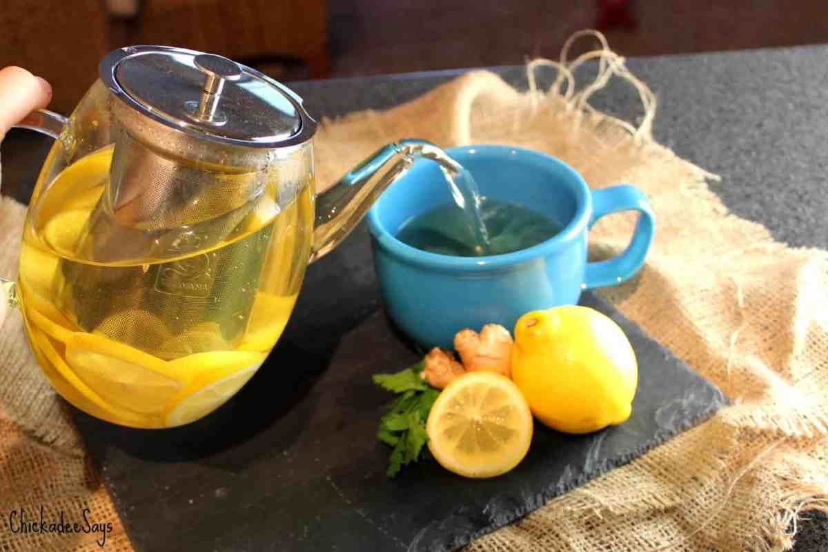 Do It Yourself: Herbal Detox Tea