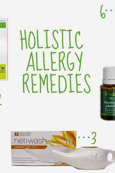 Holistic Allergy Remedies