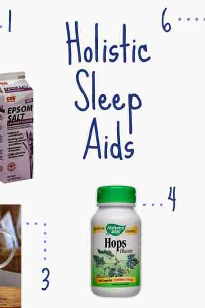 Holistic Sleep Aids