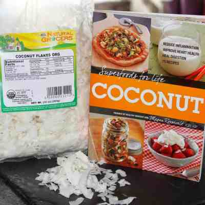 Cookbook Love: Superfoods for Life, Coconut