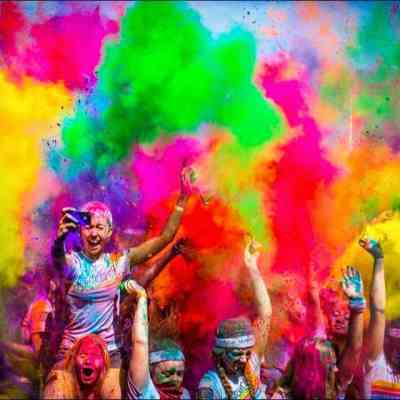 The Color Run 2014: The Kaleidoscope Tour