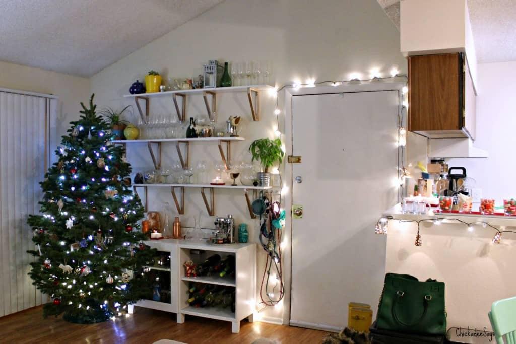 Holiday Hosting Spread Lights