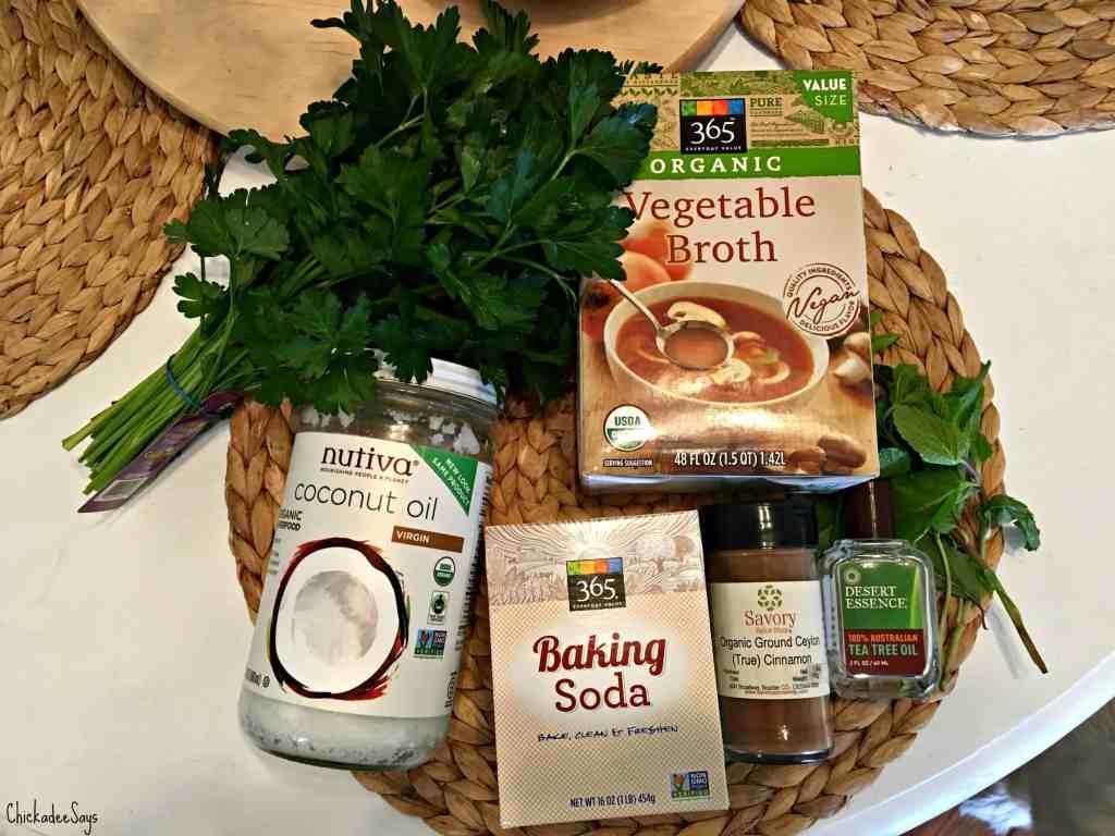 Natural Breath Fresheners Food