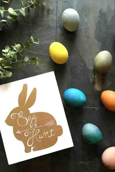 DIY All Natural Easter Egg Dyes