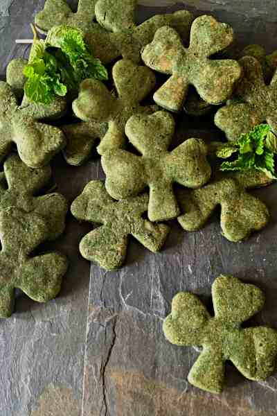 St Patrick's Day Dog Treat Recipe