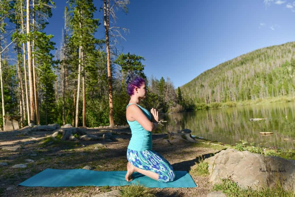 Diamond Yoga Pose 5 Yoga Poses for Climbers