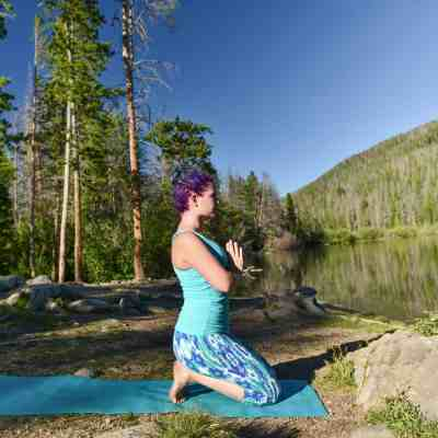 5 Yoga Poses for Climbers