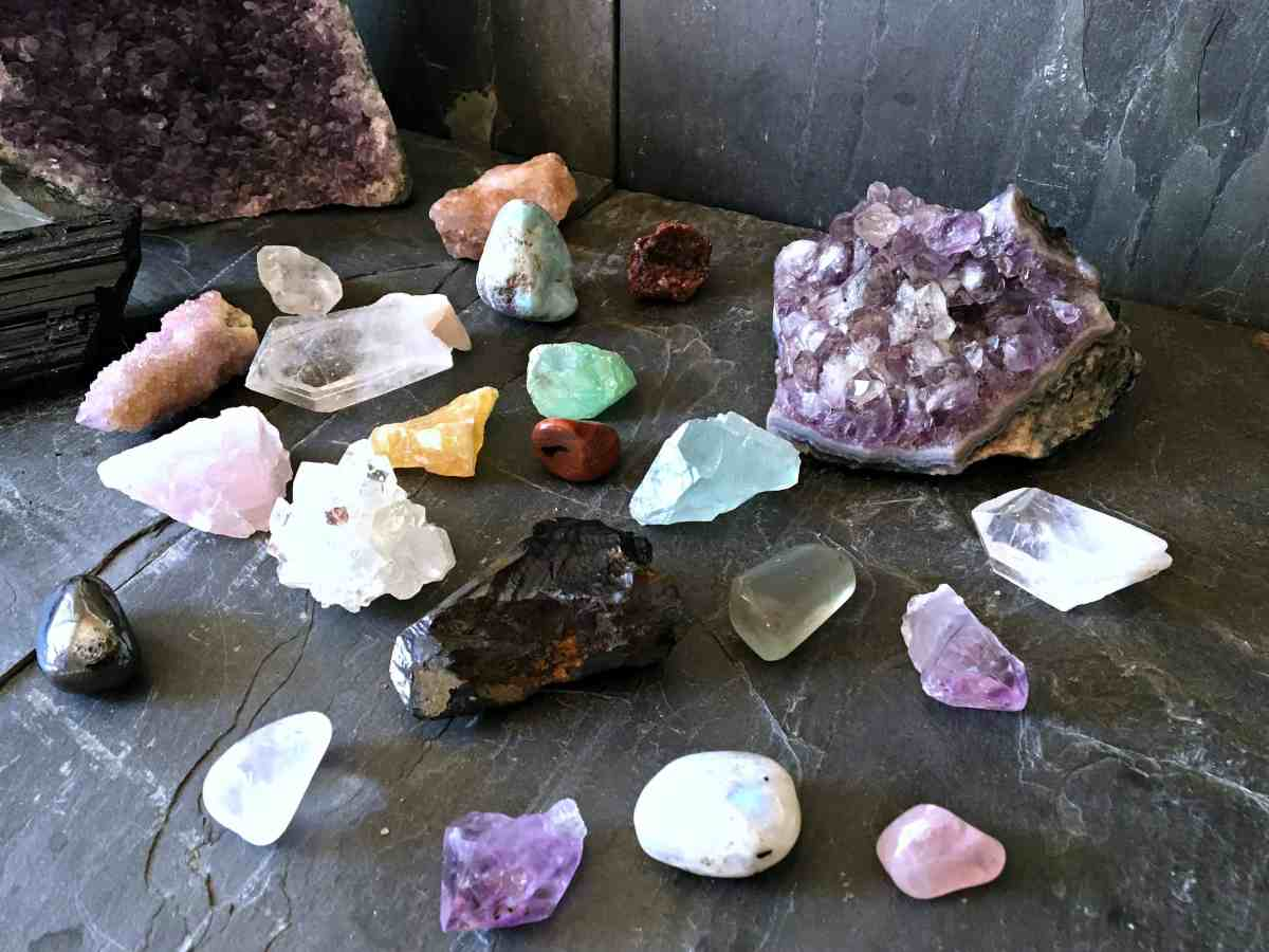 A Beginner's Guide to Healing Crystals