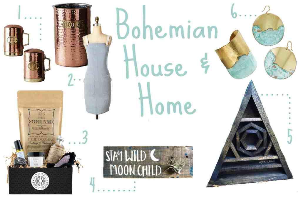 Bohemian Birthday Wishlist