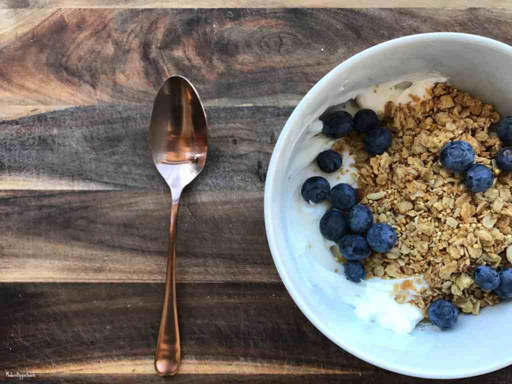 Fionas Natural Foods Granola