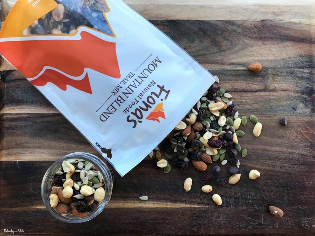 Fionas Natural Foods Mountain Blend Trail mix