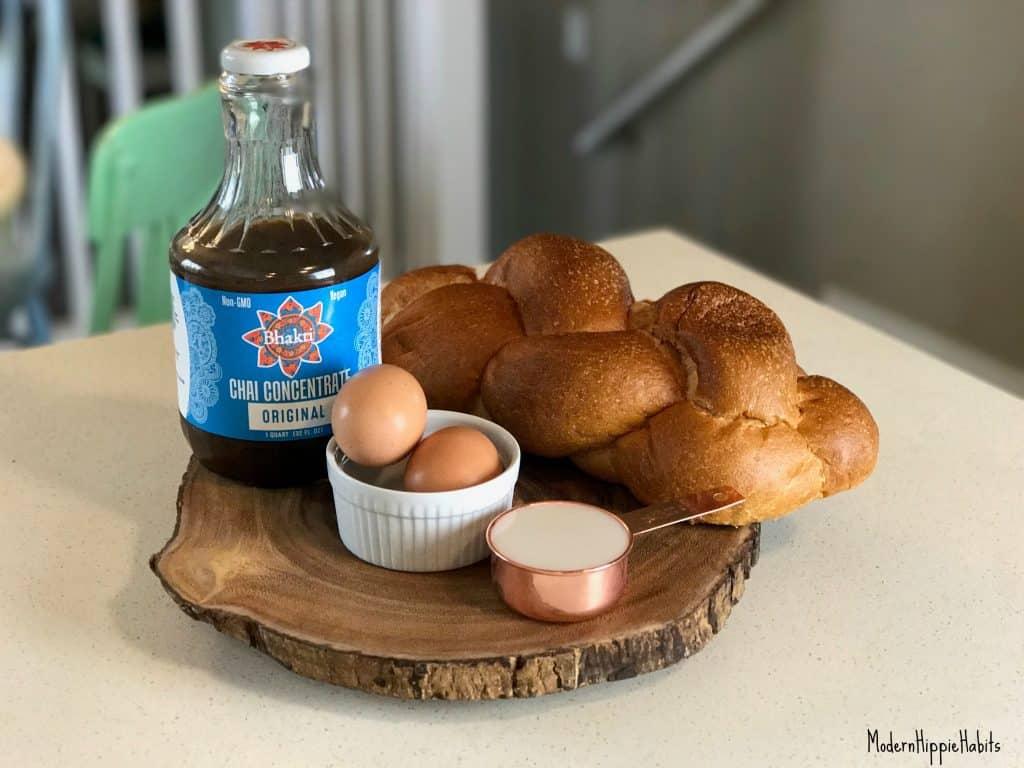 Bhakti Chai French Toast