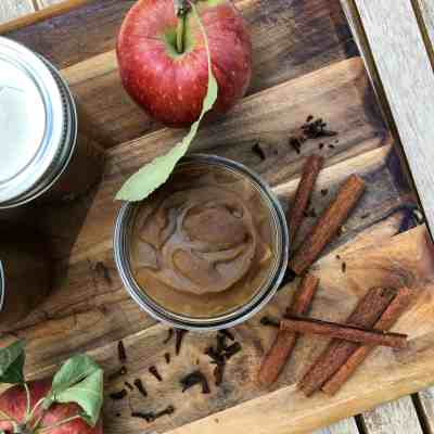Autumn Spice Apple Butter