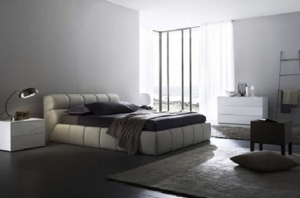 Luxury Bedroom Decorating Ideas By Evinco