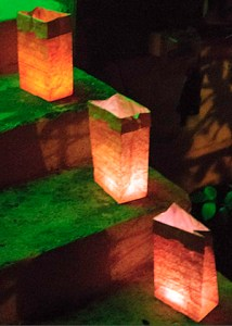 Making Luminarias | Modern Home Economics