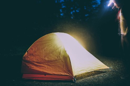 Planning a Weekend Camping Trip (+ a Checklist!)