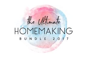 The Ultimate Homemaking Bundle - My Momtastic Life