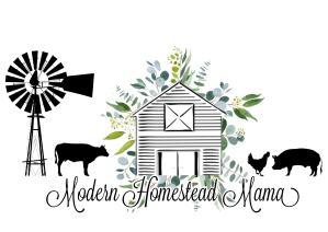 Modern Homestead Mama Logo