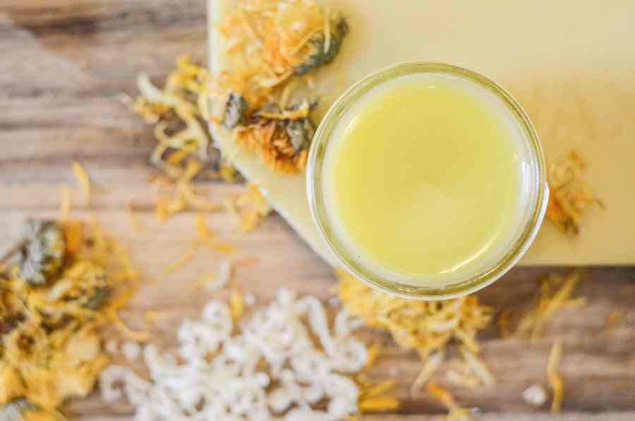 DIY Sweet Orange Calendula Salve