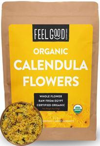 Organic Calendula Flowers