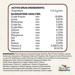 Chick Starter Feed (Medicated)
