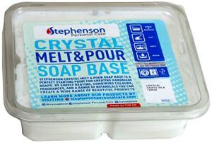 Goat's Milk Melt and Pour Soap Base