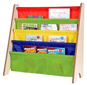 Infants and Toddlers Sling Bookshelf