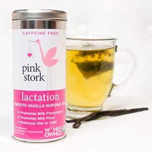 Lactation Smooth Vanilla Nursing Tea