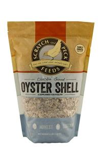 Oyster Shell Supplement