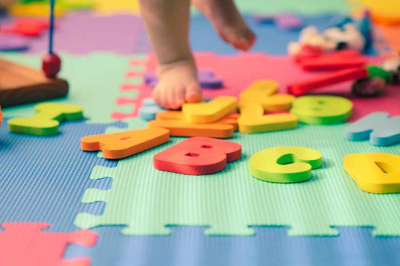 How To Teach Your Toddler The Alphabet (Letter Recognition For Toddlers)