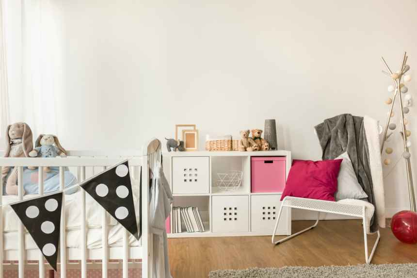 Set Up Nursery While Nesting