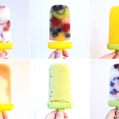 Healthy Homemade Popsicles For Toddlers (6 Fruity Combinations)