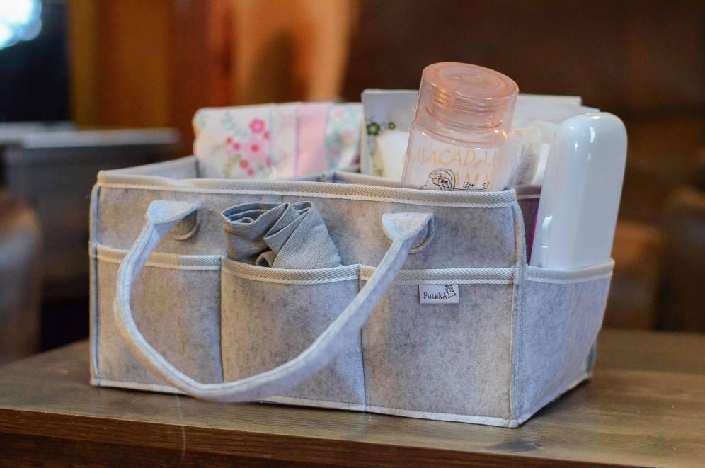 Breastfeeding Basket Essentials