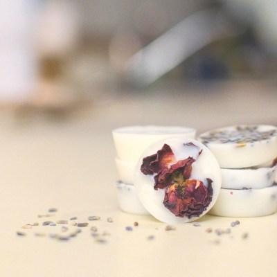 DIY Natural Wax Melts