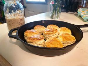 The Best Flaky Buttermilk Biscuits Recipe