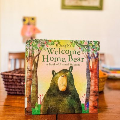 Animal Habitat Books for Preschoolers