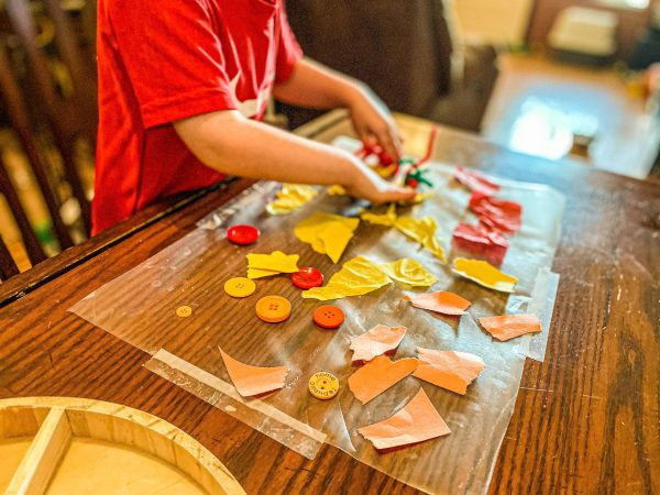 Fall Art for Toddlers