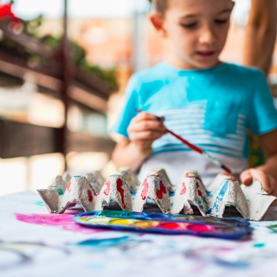 What is Process Art for Kids & How to Incorporate it into your Routine