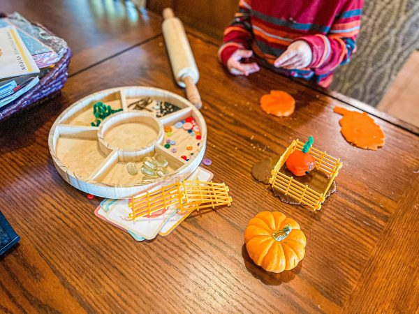 Pumpkin Patch Activity Invitation to Play