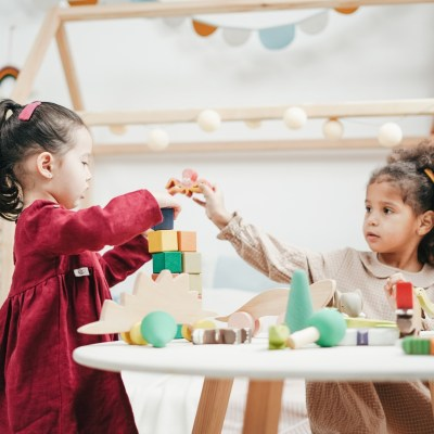 Teaching Patience to Preschoolers