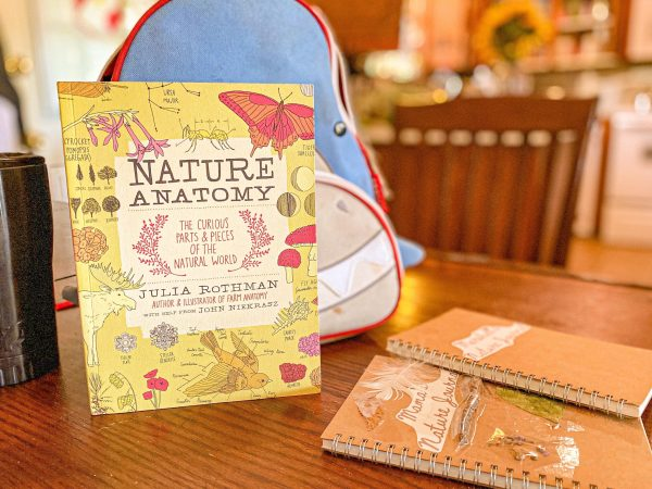 Nature Backpack and Journal