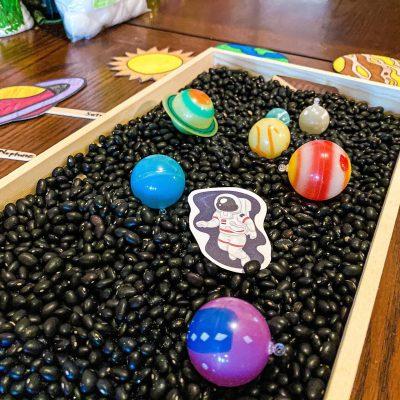 25 Space Activities for Preschoolers