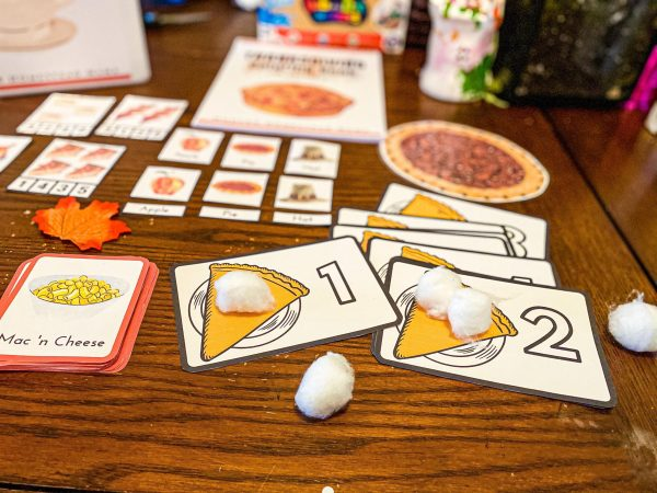 Thanksgiving Preschool Bundle