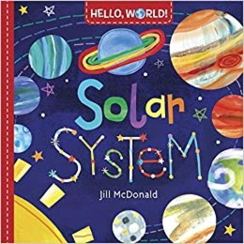 Hello World! Solar System