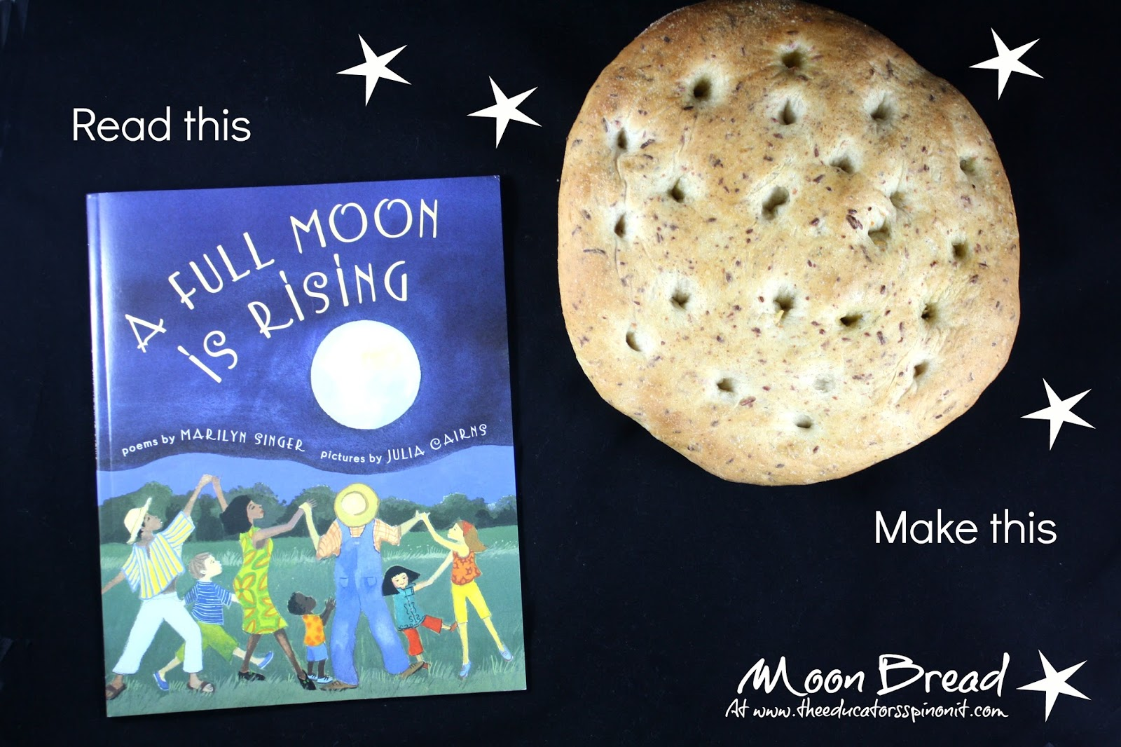 Moon Bread