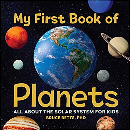 My First Book of Planets