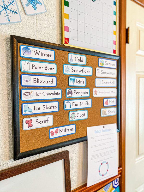 Winter Unit for Preschoolers